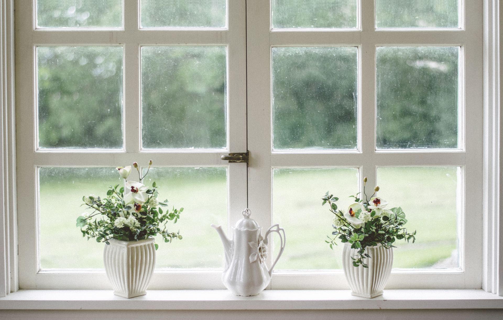 Nya fönster får huset att le