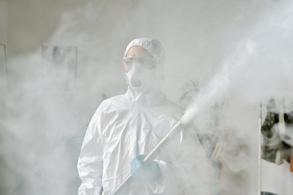 Beställ virussanering och hindra smittspridning