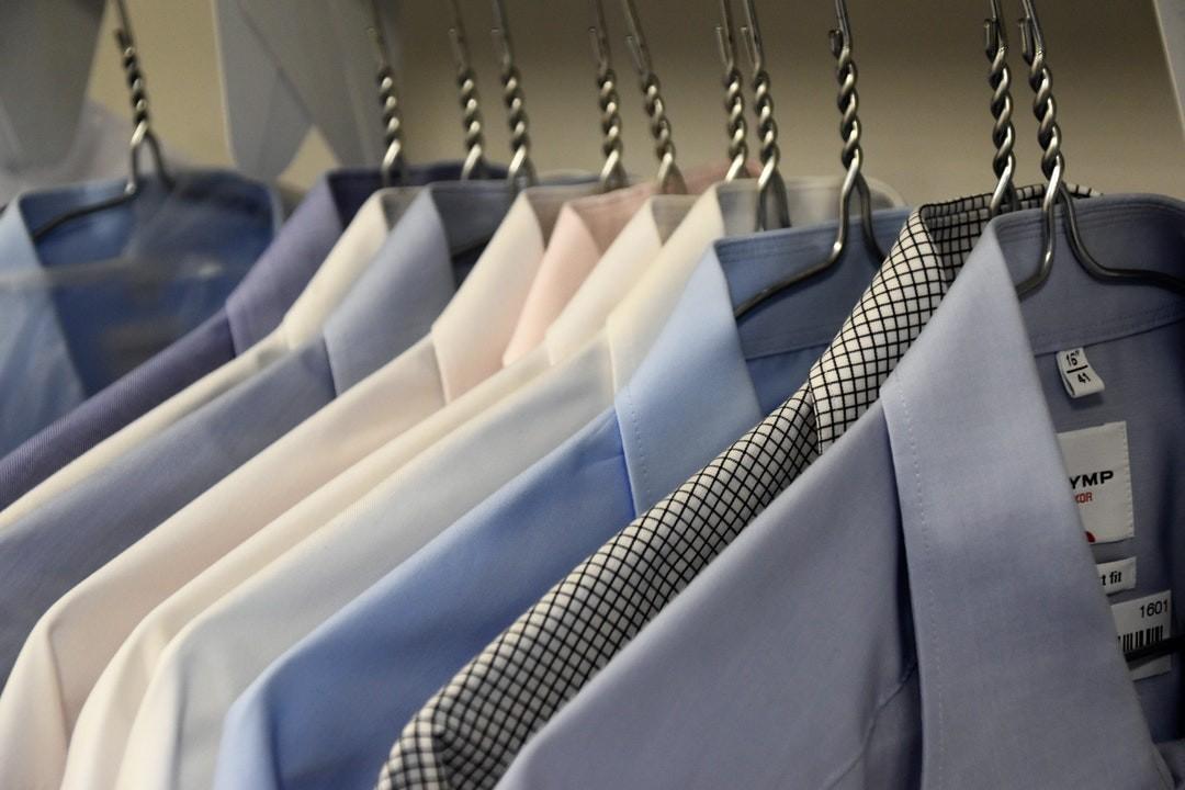 Tvätta dina ömtåliga kläder hos en kemtvätt