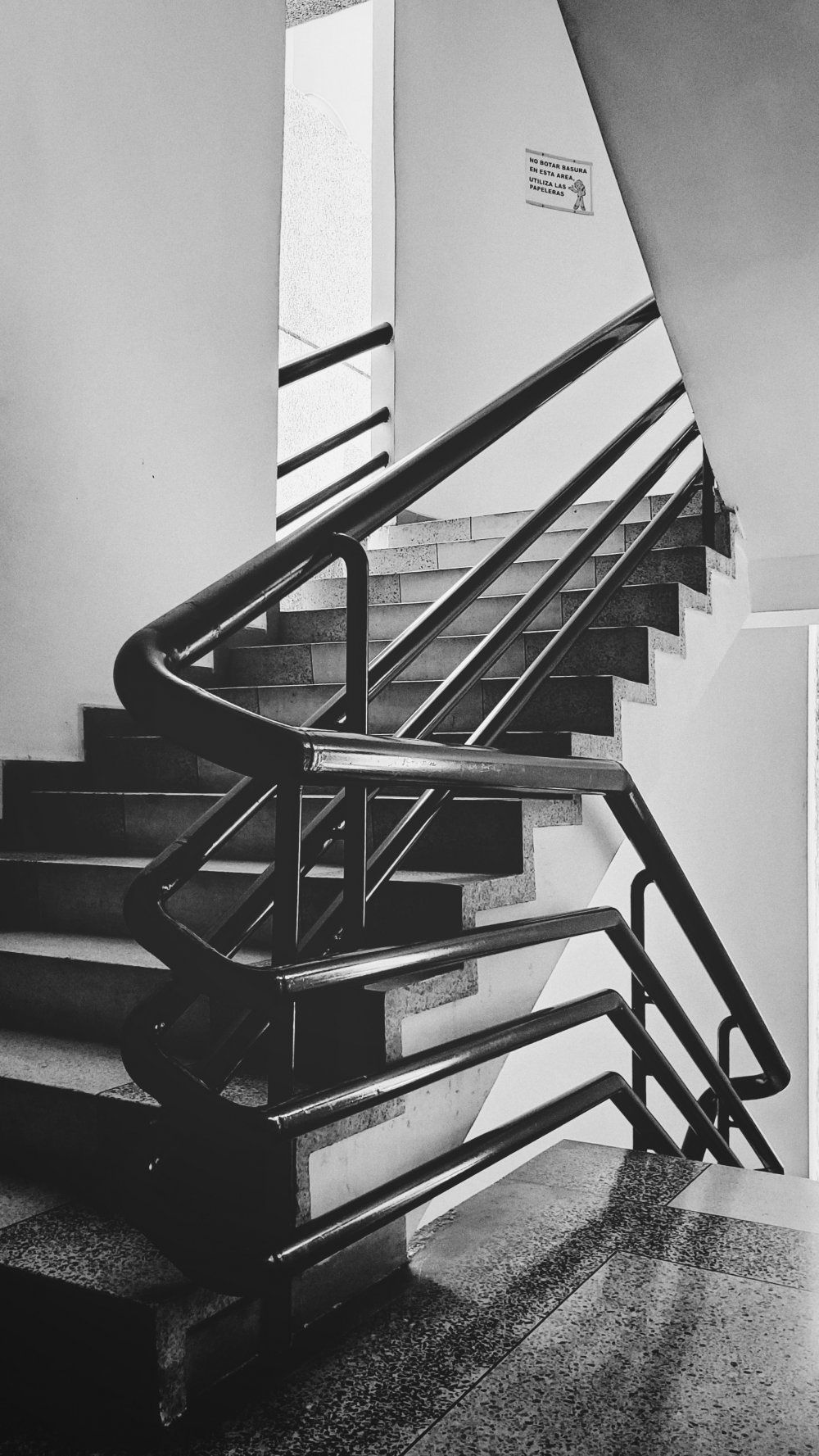 Hållbar och byggnadsvårdande trapphusrenovering
