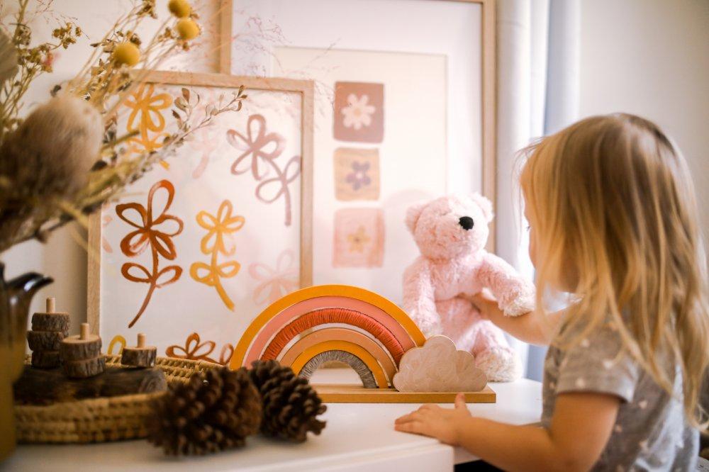 En leksak kan stärka relationen med ditt barn